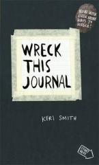 WRECK THIS JOURNAL Paperback B FORMAT