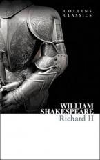 COLLINS CLASSICS : RICHARD II Paperback A FORMAT
