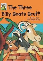 THE THREE BILLY GOATS GRUFF  Paperback