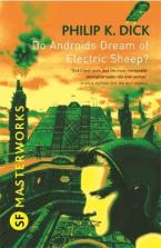 DO ANDROIDS DREAM OF ELECTRIC SHEEP? (BLADE RUNNER) Paperback B FORMAT