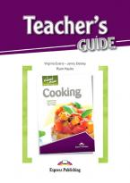 CAREER PATHS COOKING TEACHER'S BOOK  GUIDE