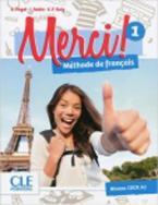 MERCI! 1 METHODE (+ DVD-ROM)