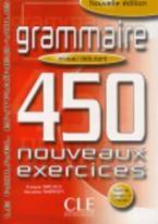 NOUVEL ENTRAINEZ-VOUS: GRAMMAIRE 450 EXERCICES DEBUTANT N/E