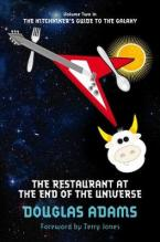 THE HITCHHIKER'S GUIDE TO THE GALAXY 2: THE RESTAURANT AT THE END OF THE UNIVERSE Paperback A FORMAT
