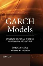 GARCH MODELS: STRUCTURE, STATISTICAL INFERENCE AND FINANCIAL APPLICATIONS HC CLOTH