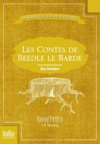 LES CONTES DE BEEDLE LE BARDE  BROCHE