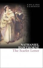 COLLINS CLASSICS : THE SCARLET LETTER Paperback A FORMAT