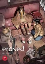 ERASED VOL.2  Paperback