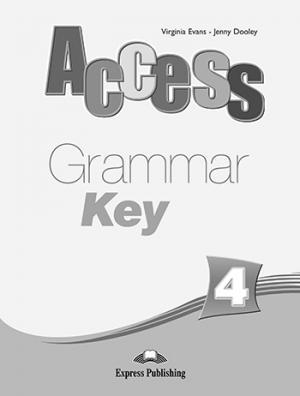 Access 4: Grammar Book Key