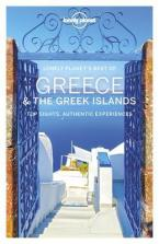 LONELY PLANET'S BEST OF GREECE & THE GREEK ISLANDS N/E