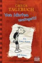 GREGS TAGEBUCH - VON IDIOTEN UMZINGELT!  TASCHENBUCH