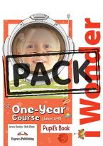 iWONDER JUNIOR A+B (ONE YEAR COURSE) STUDENT'S BOOK PACK (+ IEBOOK)