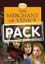 ELT SR 5: THE MERCHANT OF VENICE (+ CD PUPIL + DVD PAL)