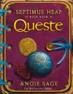 SEPTIMUS HEAP 4: QUESTE Paperback B FORMAT