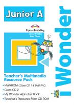 iWONDER JUNIOR A TEACHER'S BOOK  MULTIMEDIA RESOURCE PACK (4)