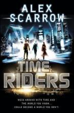 TIME RIDER 1  Paperback
