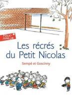 LE PETIT NICOLAS : LES RECRES DU PETIT NICOLAS POCHE