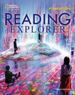 READING EXPLORER FOUNDATIONS Student's Book 3RD ED