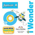 iWONDER JUNIOR A MULTI-ROM PUPILS CD