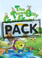 ELT PR PRIMARY LEVEL: THE THREE BILLY GOATS GRUFF TEACHER'S BOOK  (+ MULTI-ROM)