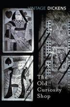 VINTAGE DICKENS : THE OLD CURIOSITY SHOP Paperback B FORMAT