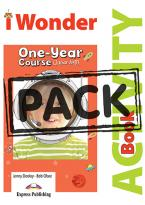 iWONDER JUNIOR A+B (ONE YEAR COURSE) ACTIVITY BOOK (+ DIGIBOOKS APP)