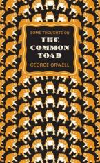 SOME THOUGHTS ON THE COMMON TOAD Paperback A FORMAT