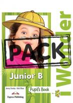 iWONDER JUNIOR B STUDENT'S BOOK PACK (+ IEBOOK)