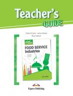 CAREER PATHS FOOD SERVICE INTUSTRIES TEACHER'S BOOK  GUIDE
