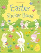 USBORNE ACTIVITIES : EASTER STICKER BOOK (+ STICKERS) Paperback