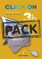 CLICK ON 3B STUDENT'S BOOK (+ CD)