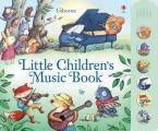 LITTLE CHILDRENS MUSIC BOOK HC