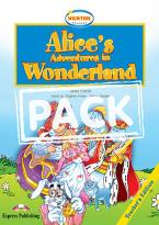 ELT SR 1: ALICE'S ADVENTURES IN WONDERLAND TEACHER'S BOOK  (+ MULTI-ROM)