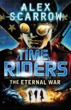 TIMERIDERS 4: THE ETERNAL WAR Paperback