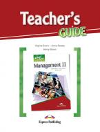 CAREER PATHS MANAGEMENT II TEACHER'S BOOK  GUIDE