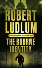 THE BOURNE IDENTITY Paperback A FORMAT