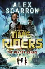 TIMERIDERS 7: THE PIRATE KINGS  Paperback
