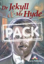 ELT GR 2: DR JEKYLL AND MR HYDE (+ CD + GLOSSARY)