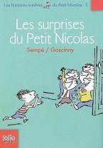 LE PETIT NICOLAS : LES SURPRISES DU PETIT NICOLAS POCHE