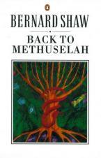 BACK TO METHUSELAH  Paperback