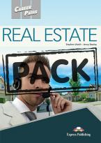 CAREER PATHS REAL ESTATE STUDENT'S BOOK PACK (+ DIGIBOOKS APP)