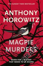 MAGPIE MURDERS : A NOVEL  Paperback