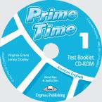 PRIME TIME 1 TEST BOOKLET CD-ROM AMERICAN EDITION
