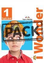 iWONDER 1 STUDENT'S BOOK (+ IEBOOK)