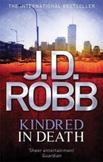 KINDRED IN DEATH  Paperback B
