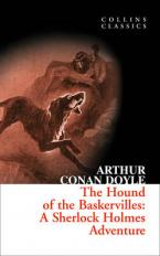 COLLINS CLASSICS : THE HOUND OF THE BASKERVILLES Paperback A FORMAT