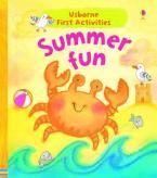USBORNE ACTIVITIES : SUMMER FUN HC