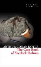 COLLINS CLASSICS : CASEBOOK OF SHERLOCK HOLMES Paperback A FORMAT