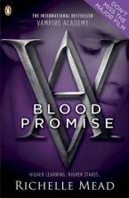 VAMPIRE ACADEMY 4: BLOOD PROMISE Paperback B FORMAT