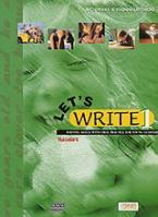 Let's Write 1